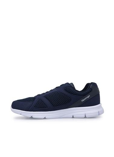 Slazenger Erkek PERA Sneakers SA10RE013 Lacivert